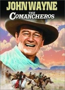 poster The Comancheros (1961)