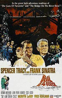 poster The Devil at 4 O'Clock (1961)