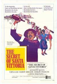 poster The Secret of Santa Vittoria (1967)