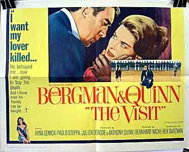 poster The Visit (1964)