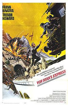 poster Von Ryan's Express (1965)