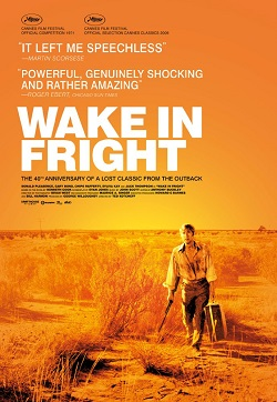 poster Wake in Fright (1971)