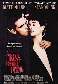 poster A Kiss Before Dying (1991)