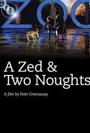 poster A Zed & Two Noughts (1985)