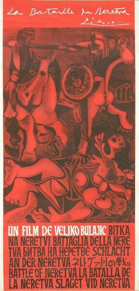 poster Bitka na Neretvi - The Battle of Neretva (1969)