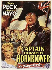 poster Captain Horatio Hornblower R.N. (1951)
