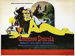 poster Countess Dracula (1971)