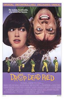 poster Drop Dead Fred (1991)