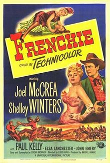 poster Frenchie (1950)