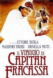 poster Il Viaggio Di Capitan Fracassa (1990)