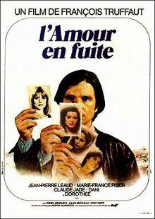 poster L'amour en fuite (1979)