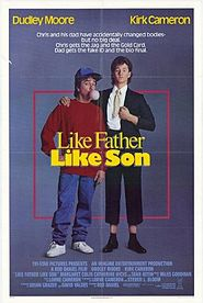 poster Like Father, Like Son (1987)