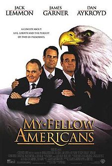 poster My Fellow Americans (1996)