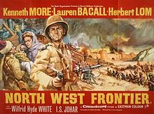 poster North West Frontier (1959)