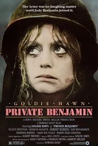 poster Private Benjamin (1980)