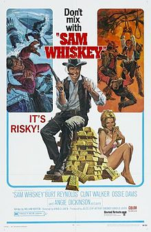 poster Sam Whiskey (1969)
