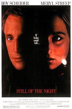 poster Still of the Night (1982)