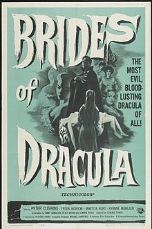 poster The Brides of Dracula (1960)