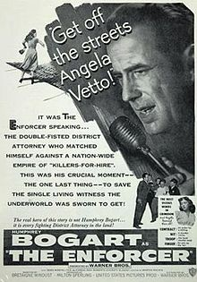 poster The Enforcer (1951)