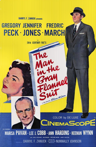 poster The Man In The Gray Flannel Suit (1956)