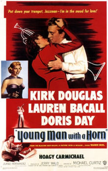 poster Young Man with a Horn (1950)