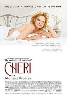 poster Cheri (2009)