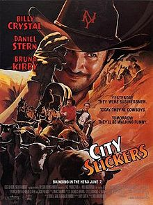 poster City Slickers (1991)