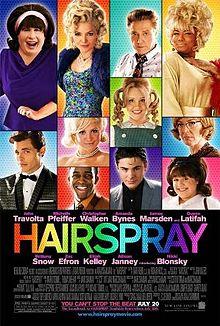 poster Hairspray (2007)
