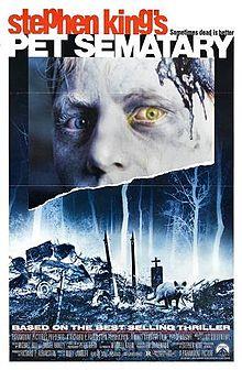 poster Pet Sematary (1989)