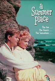 poster A Summer Place (1959)