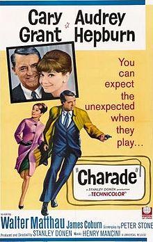 poster Charade (1963)