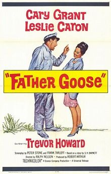 poster Father Goose (1964)