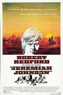 poster Jeremiah Johnson (1972)