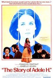 poster L'Histoire d'Adele H (1975)