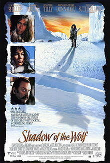 poster Shadow of the Wolf (1992)