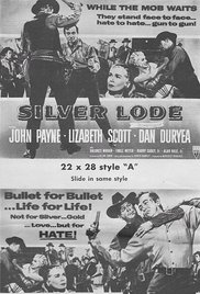 poster Silver Lode (1954)