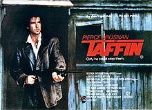 poster Taffin (1988)