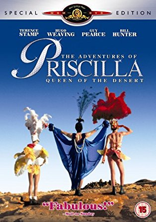 poster The Adventures of Priscilla, Queen of the Desert (1994)
