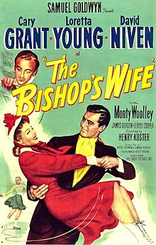 poster The Bishop's Wife (1947)
