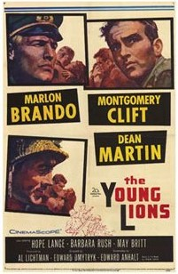 poster The Young Lions (1958)