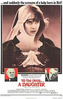 poster To The Devil A Daughter (1976)