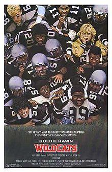 poster Wildcats (1986)