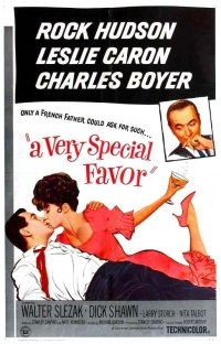 poster A Very Special Favor (1965)