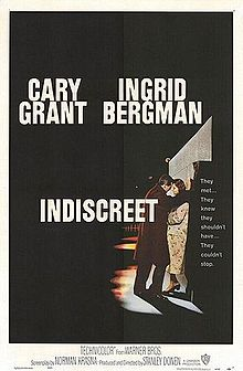 poster Indiscreet (1958)