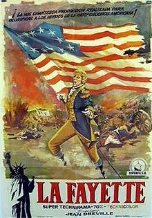 poster La Fayette (1961)