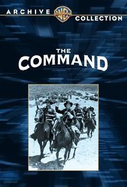 poster The Command (1954)