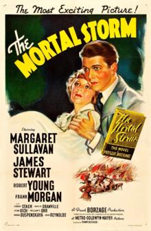 poster The Mortal Storm (1940)