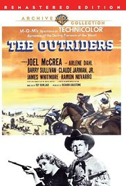 poster The Outriders (1950)