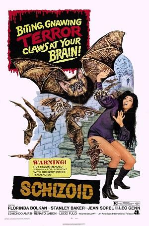 poster Una lucertola con la pelle di donna (1971)