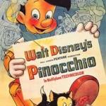Pinocchio 1940 poster